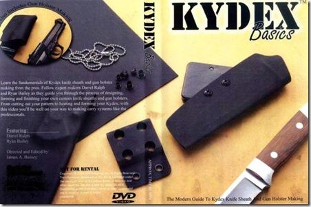DVD Kydex 001